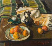 1966 | Oranges | oil on canvas 65x73